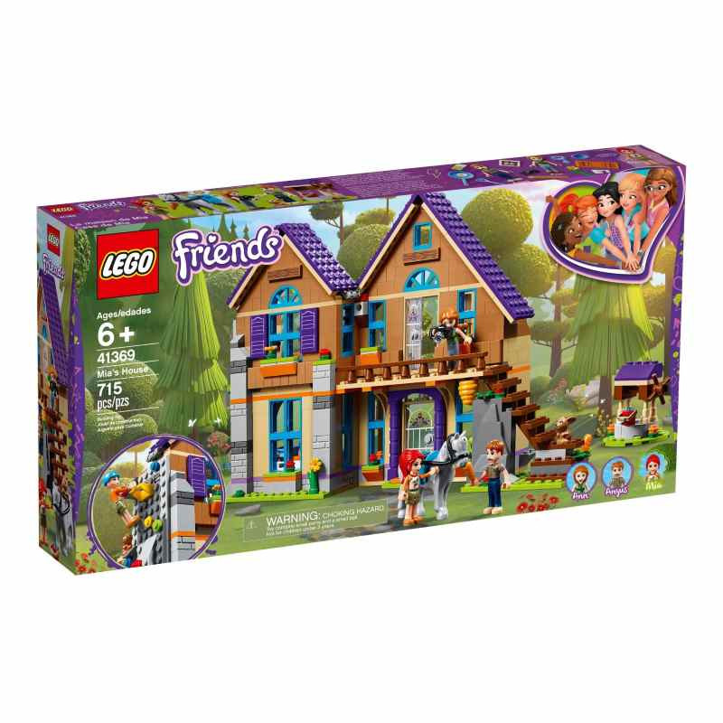 Lego Friends Mia's House