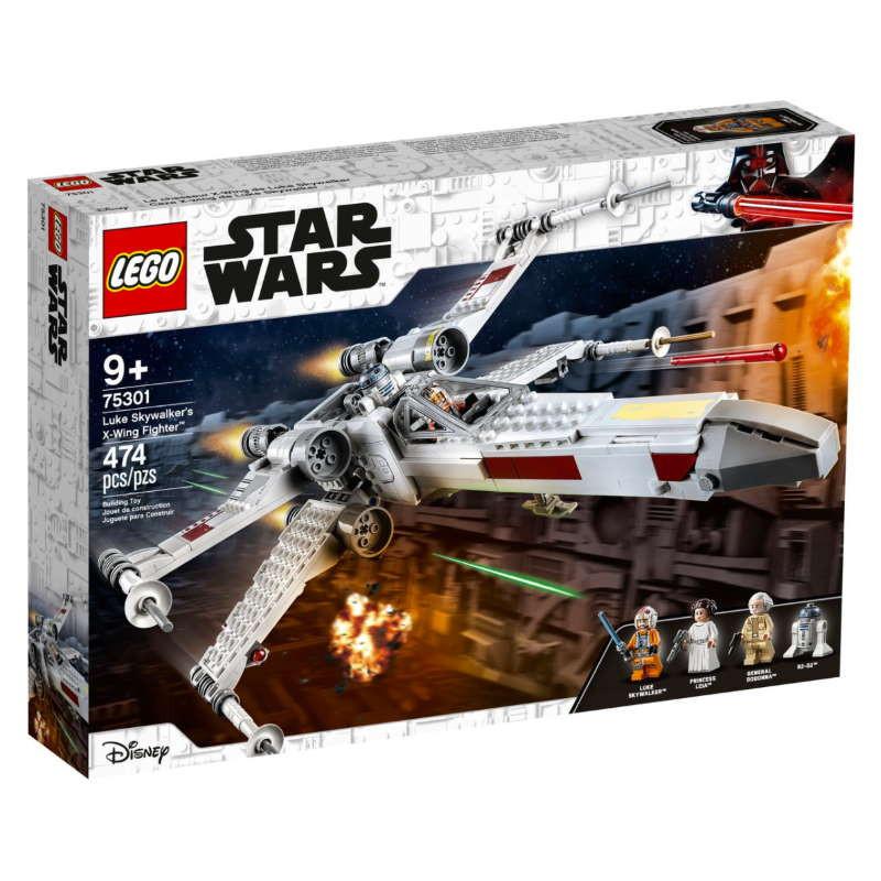Lego Star Wars Luke Skywalker's X-Wing Fighter
