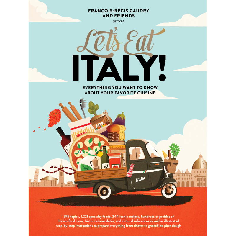 Let's Eat Italy