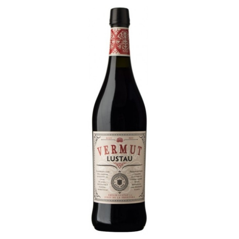 Lustau Vermut de Jerez Rojo