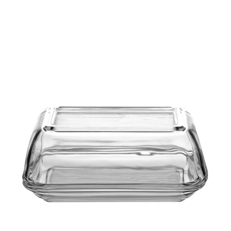Luminarc Tempered Butter Dish CTN of 24