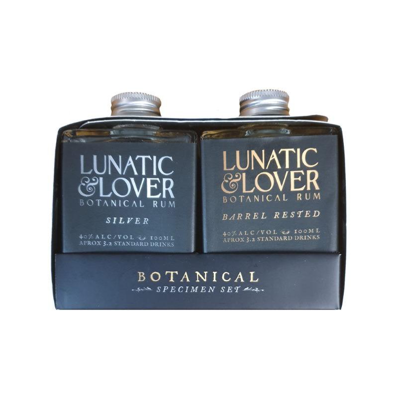 Lunatic & Lover Botanical Rum Specimen Set