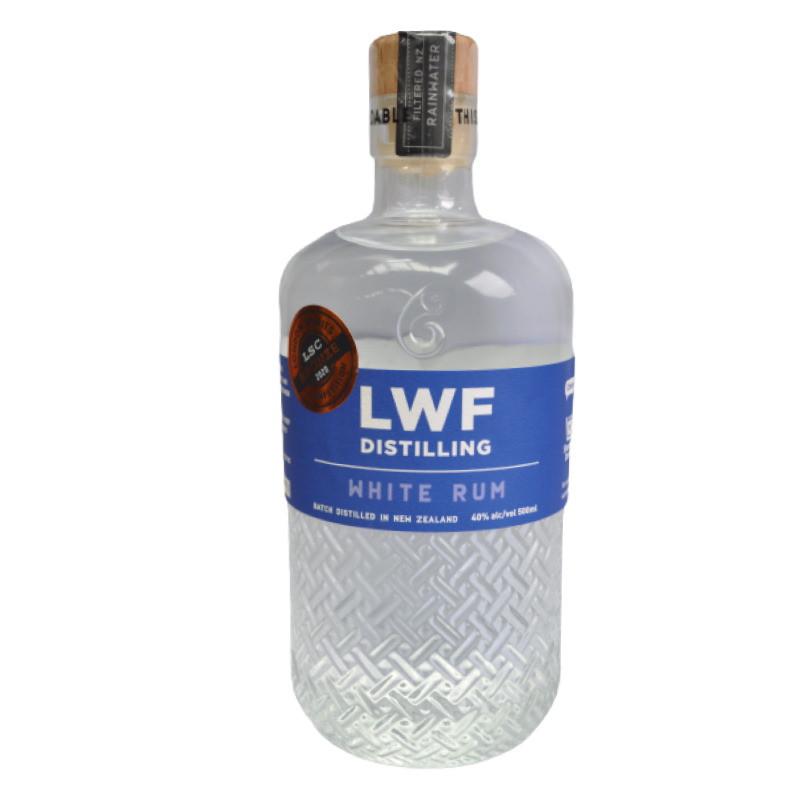 LWF Distilling White Rum