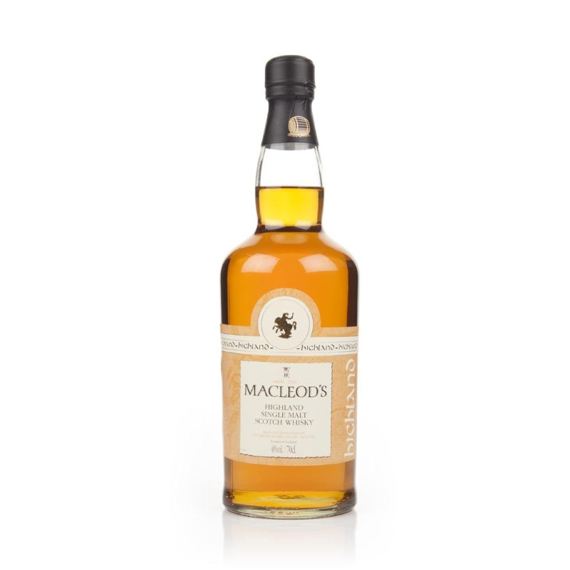 Macleod Highland Single Malt Whisky