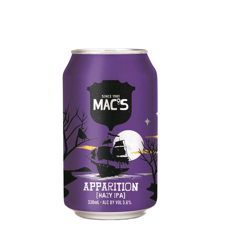 Macs Apparition Hazy IPA