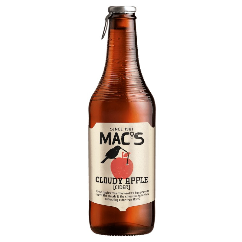 Macs Cloudy Apple Cider