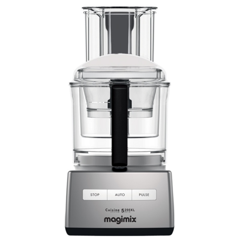Magimix FP5200S-XL Processor Silver