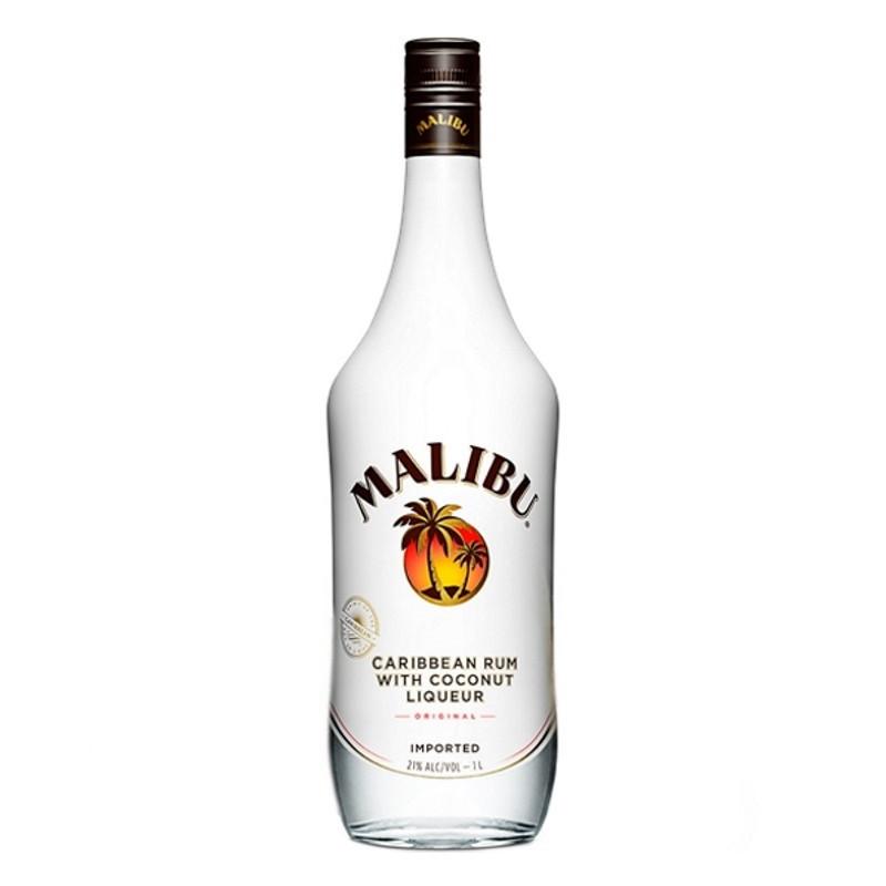 Malibu White Rum With Coconut