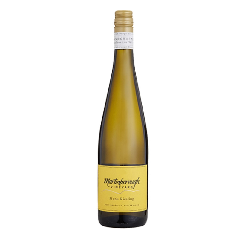 Martinborough Vineyards Manu Riesling