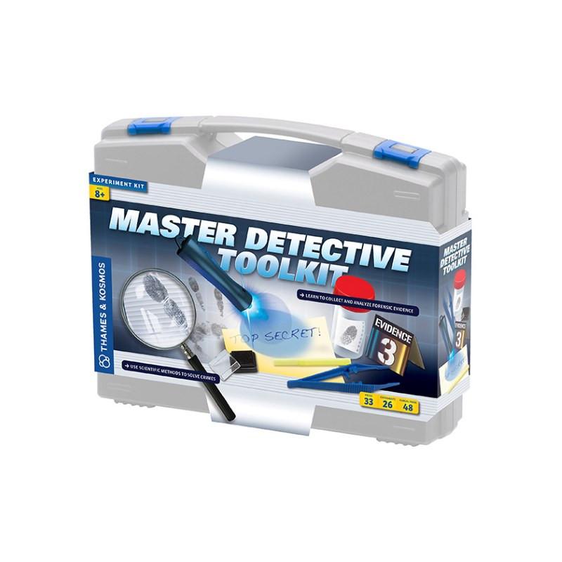 Thames & Kosmos Master Detective Tool Kit