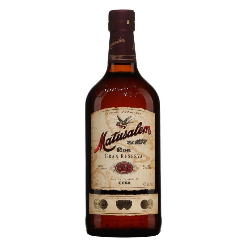 Matusalem Gran Reserva 15 Year Old Rum
