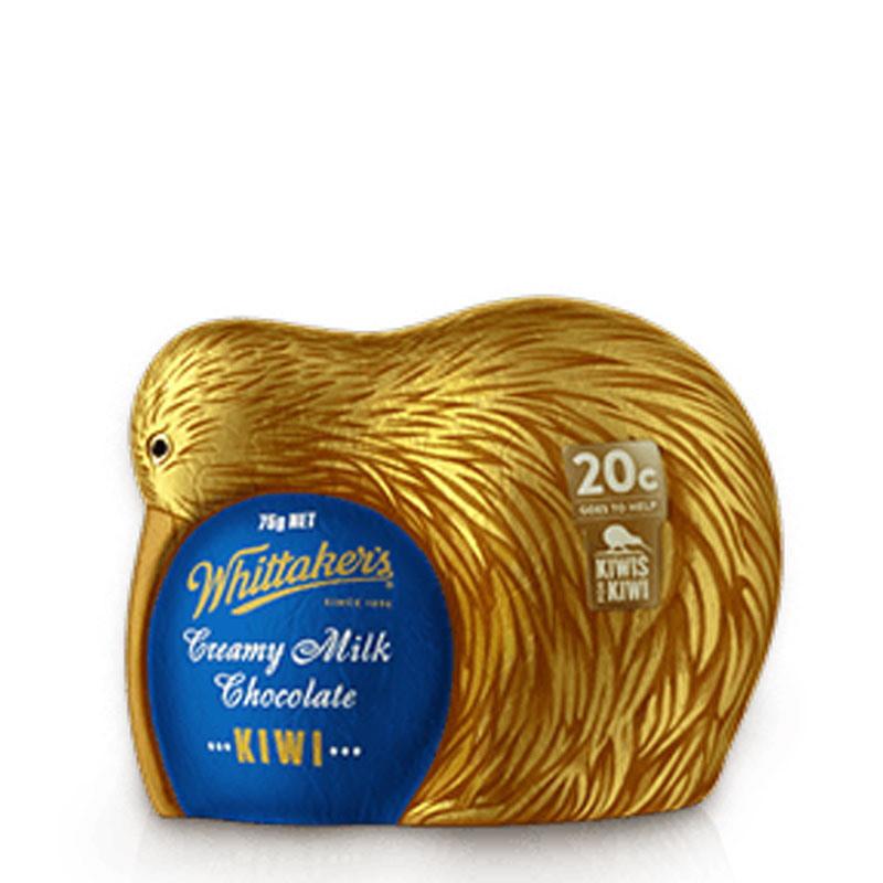 Whittaker's Chocolate Kiwi
