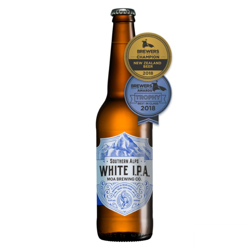 Moa South Alps White IPA