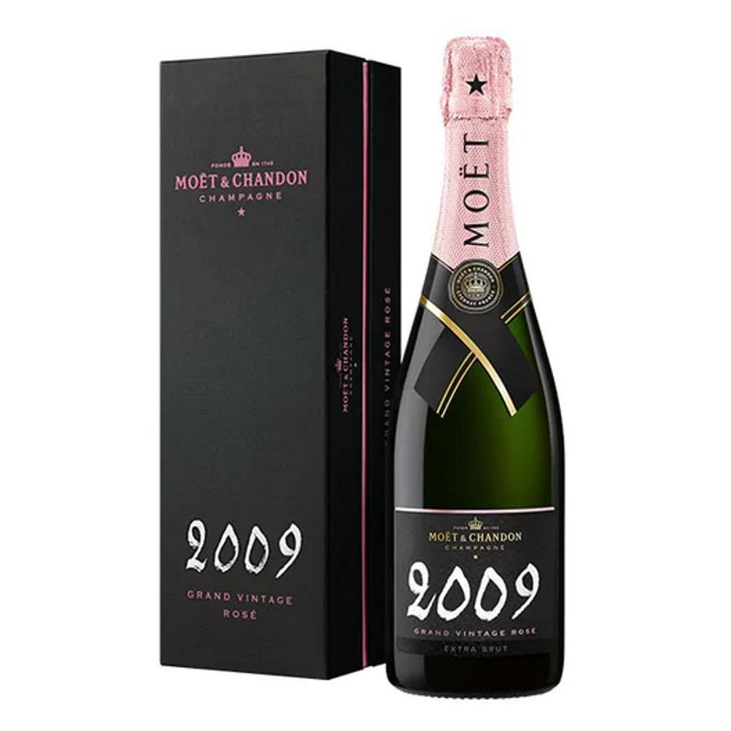 Moet & Chandon Grand Vintage Rose