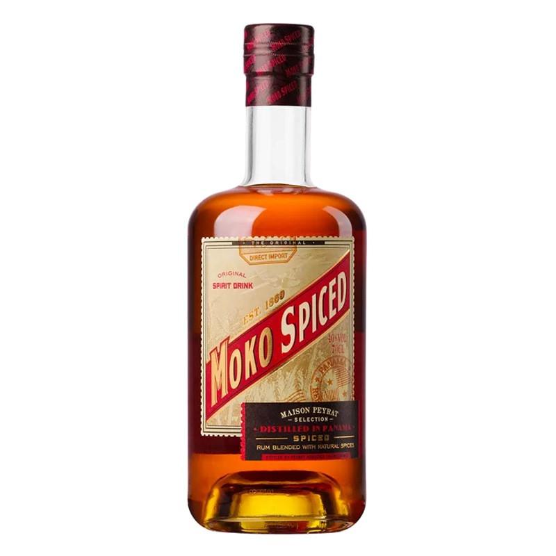 Moko Spiced Panama Rum