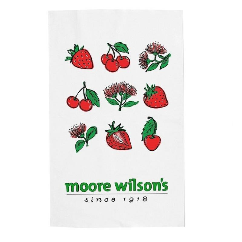 Moore Wilson Christmas Tea Towel