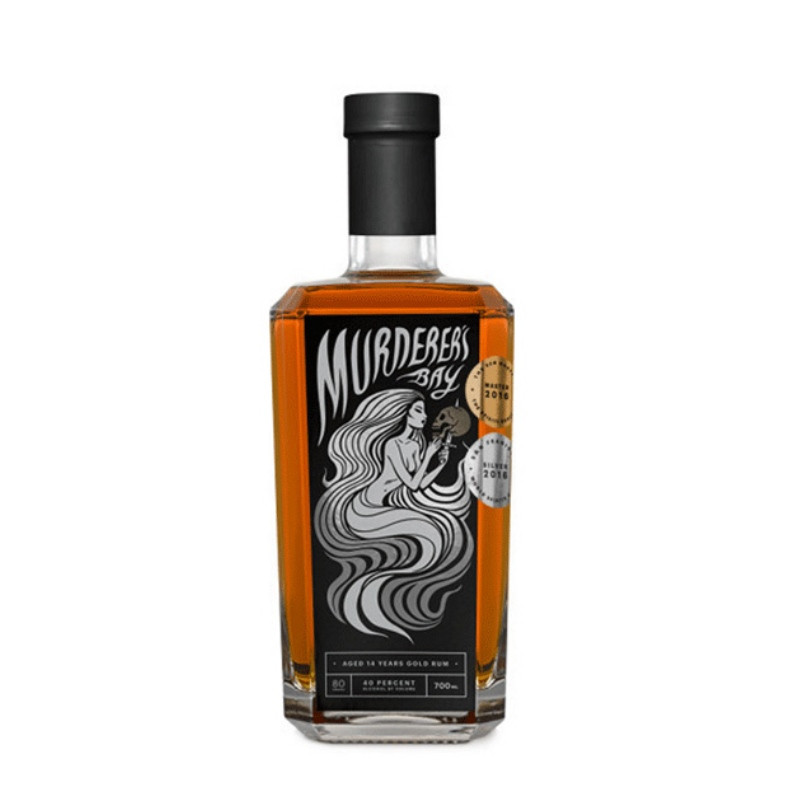Murderers Bay 14 Year Old NZ Rum