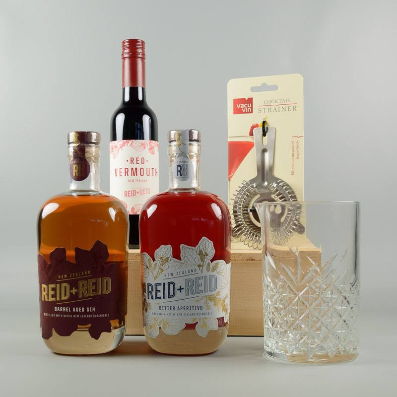 Moore Wilson Negroni Cocktail Pack