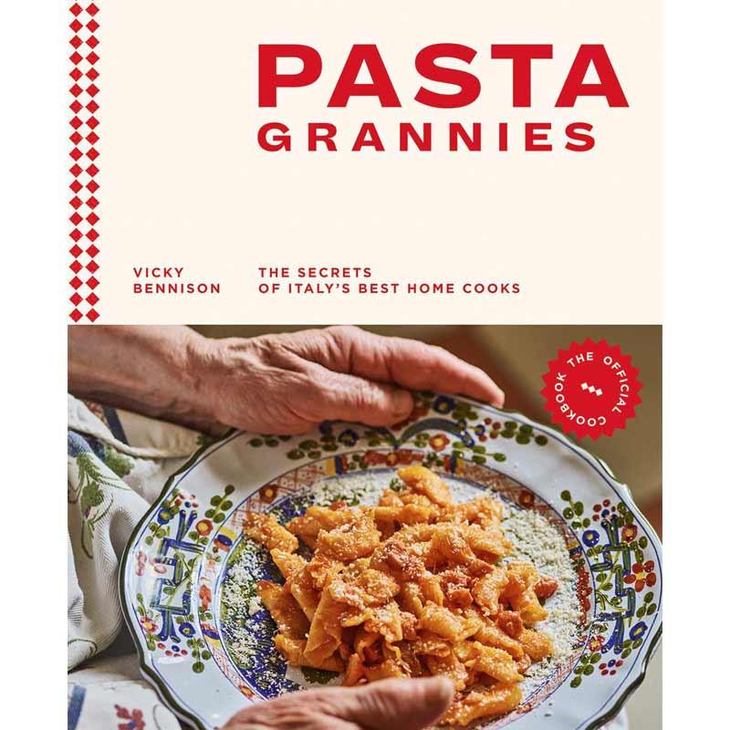 Pasta Grannies Cover