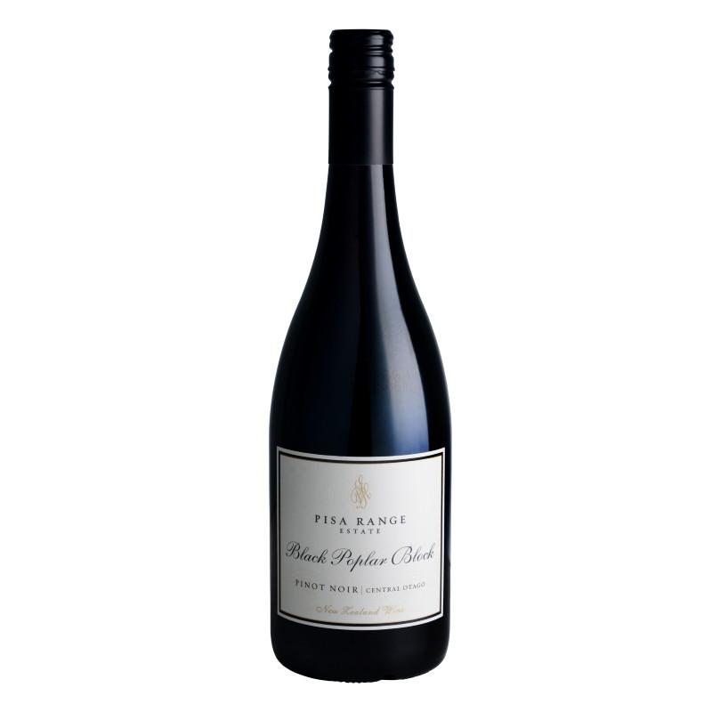 Pisa Range Black Poplar Block Pinot Noir