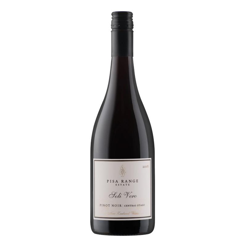 Pisa Range Estate Soli Vero Pinot Noir
