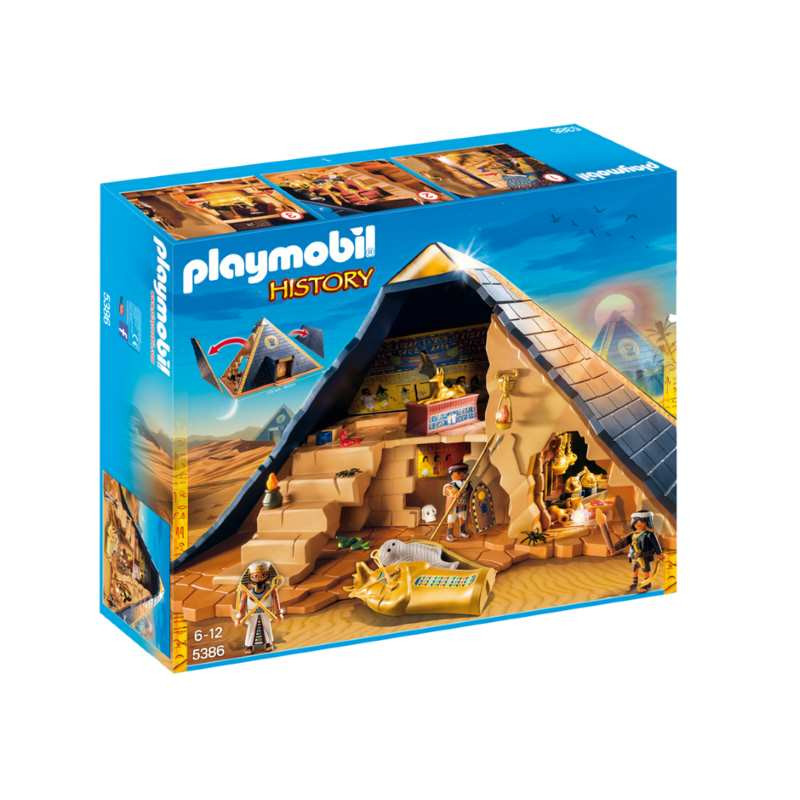 Playmobil Pharoah's Pyramid