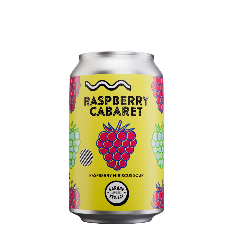 Garage Project Raspberry Cabaret
