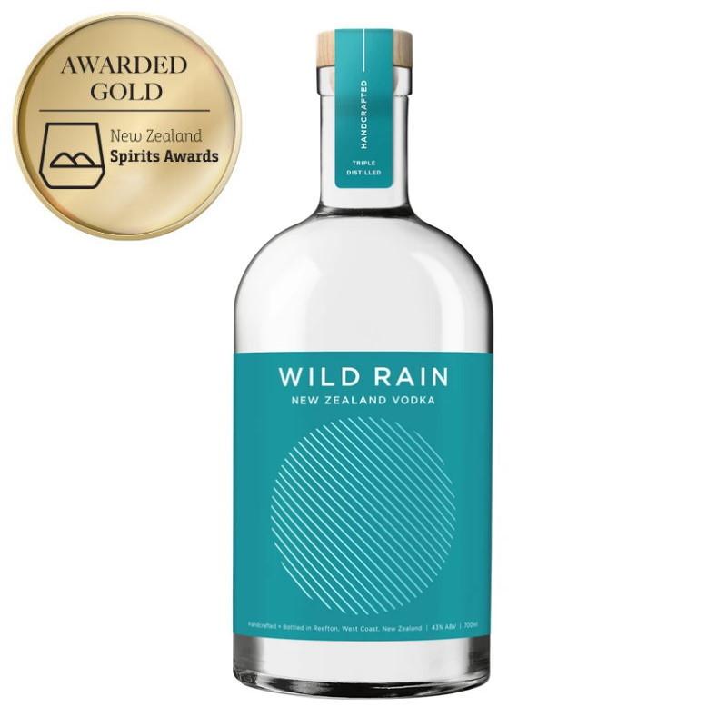 Reefton Wild Rain Vodka