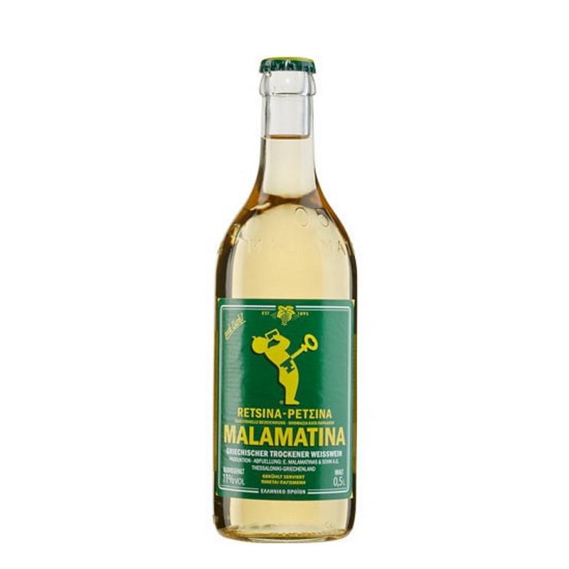 Retsina Malamatina
