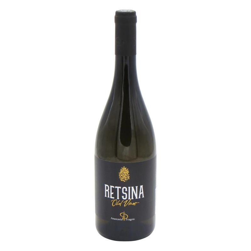 Anastasia Fragou Retsina Old Vines
