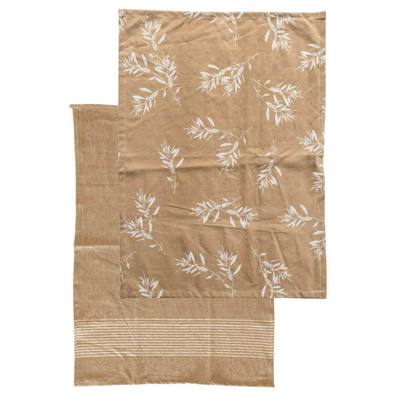 Raine & Humble Olive Grove Tea Towel 2 Pack