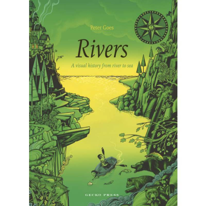 Rivers - A Visual History from River to Sea