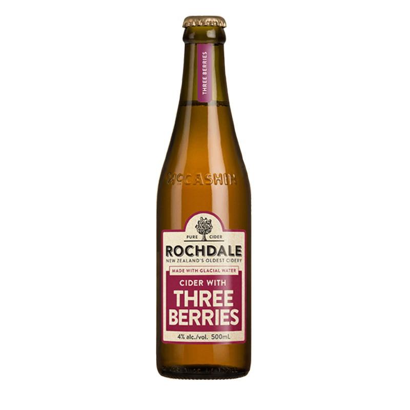 Rochdale Three Berry Cider
