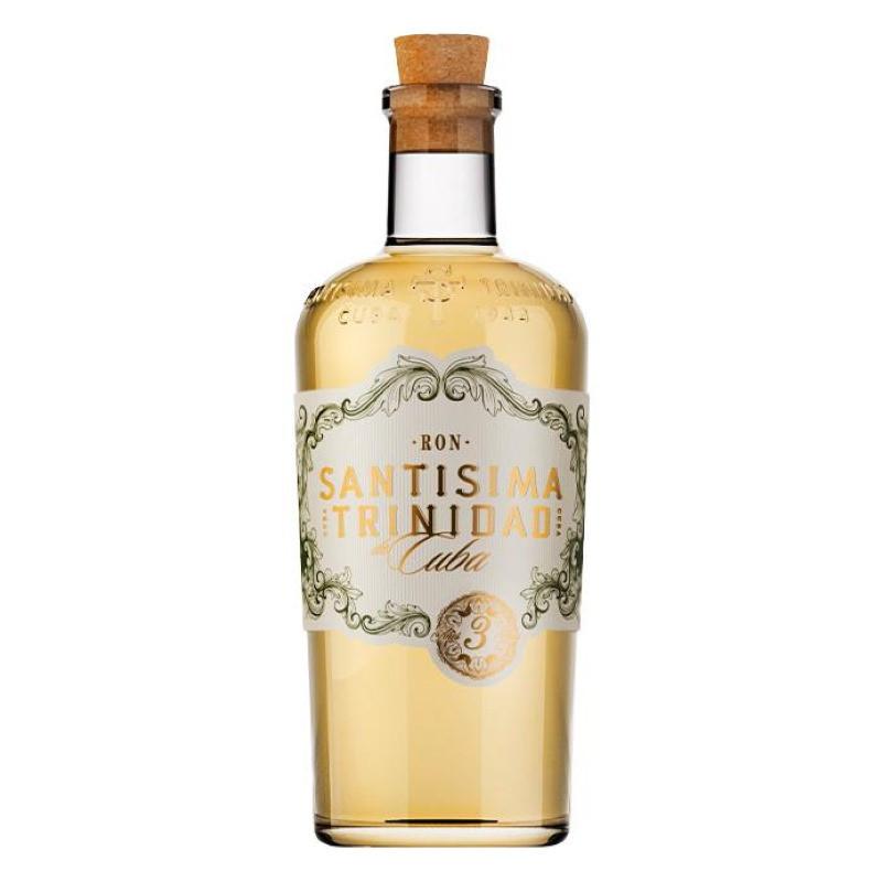Ron Santisima Trinidad de Cuba Rum 3 Years