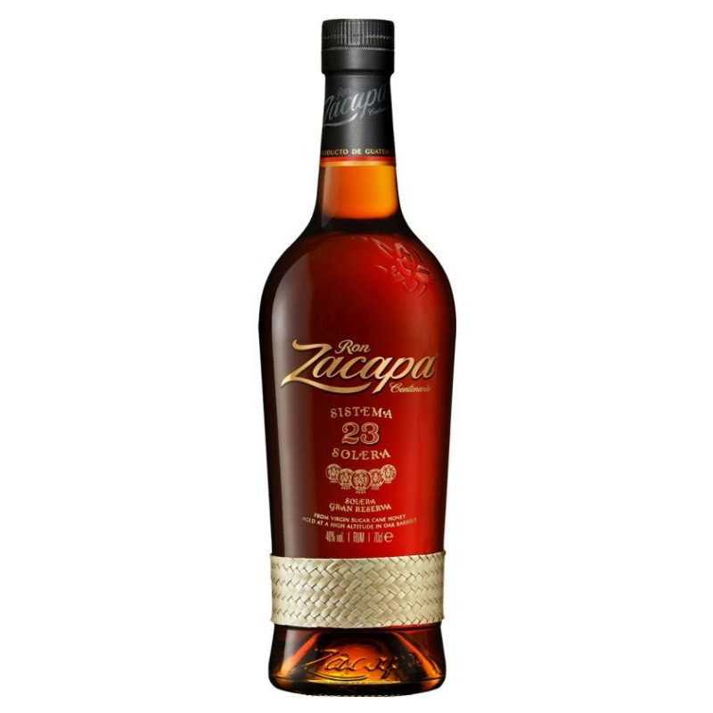 Ron Zacapa Sistema 23 Year Old Solera