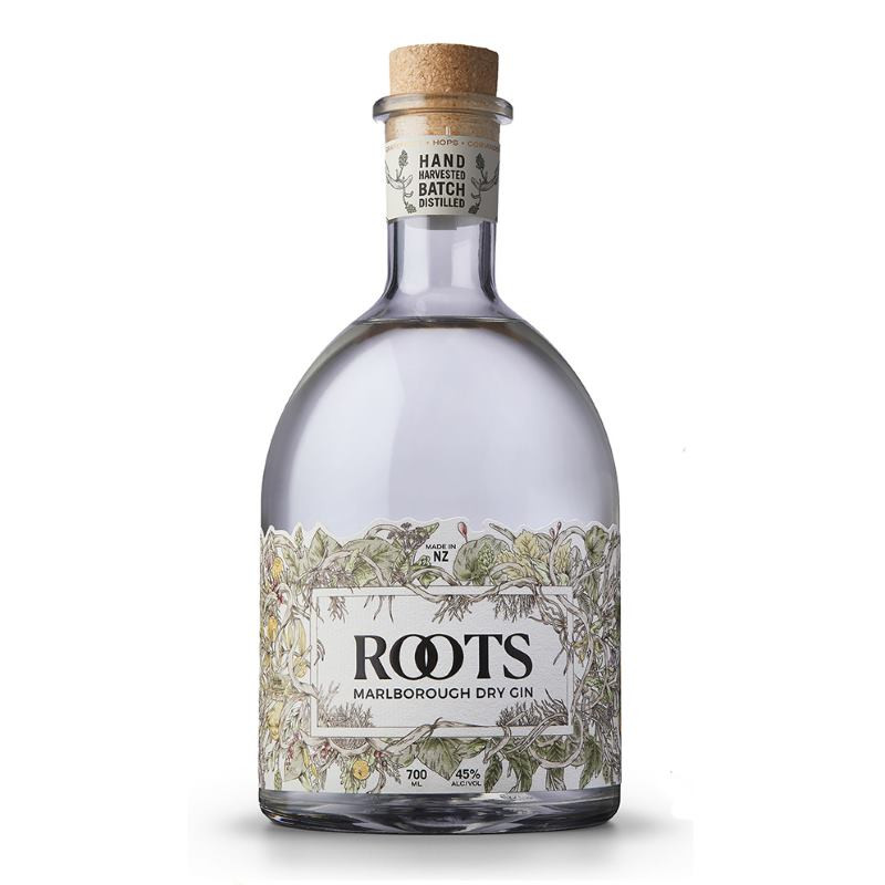 Roots Marlborough Dry Gin