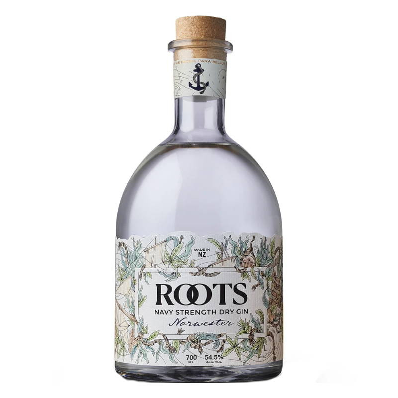Roots Navy Gin