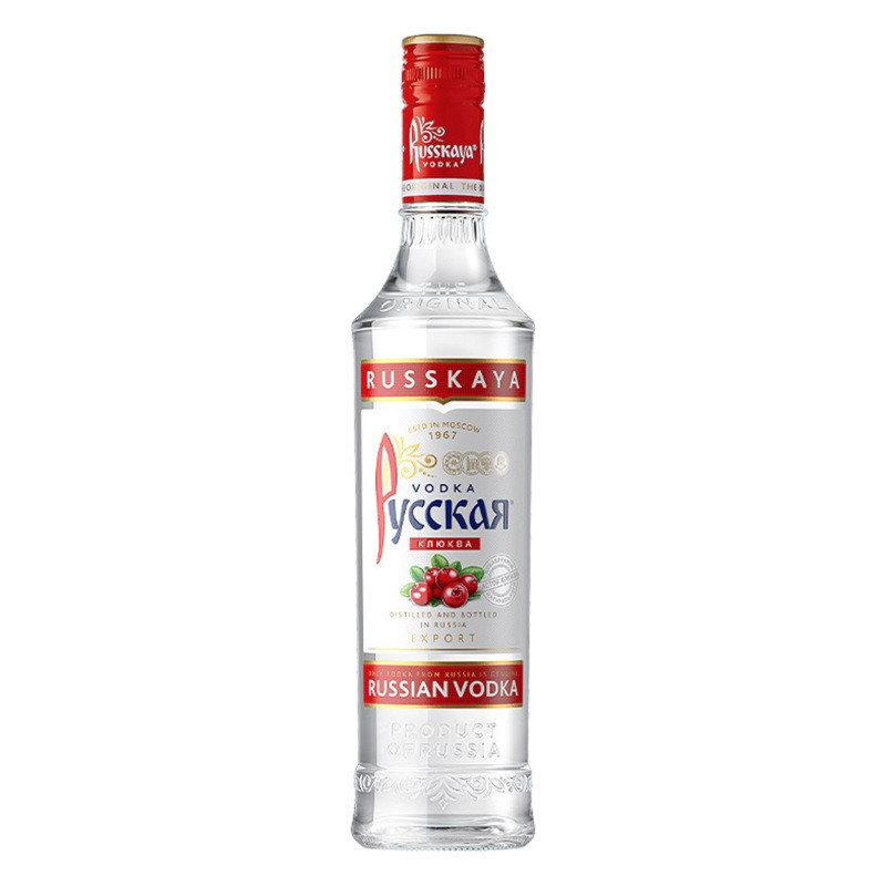 Russkaya Cranberry Vodka