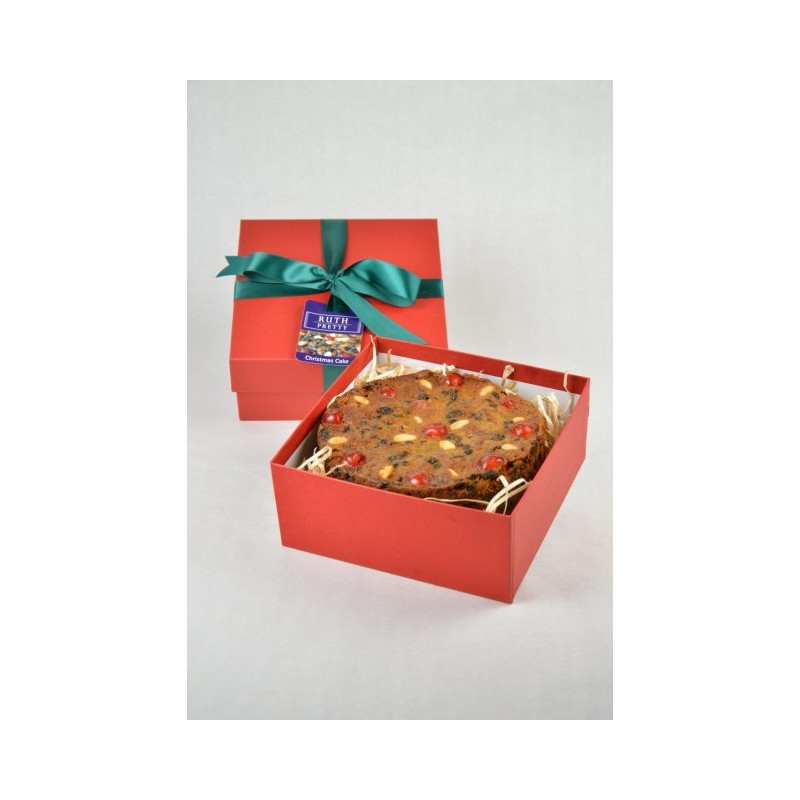Ruth Pretty boxed Christmas Cake 1.2kg