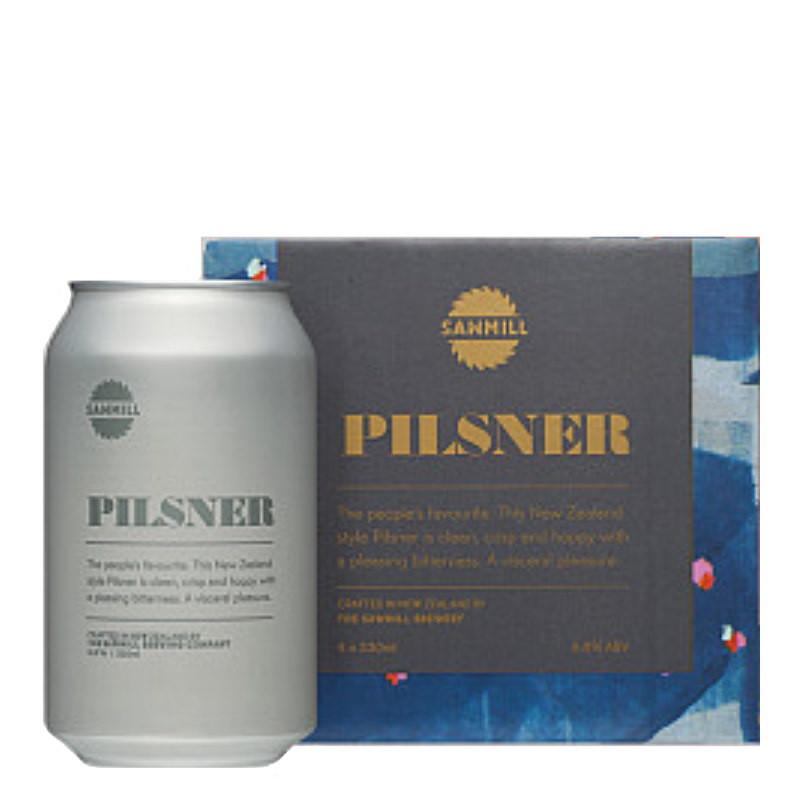 Sawmill Pilsner