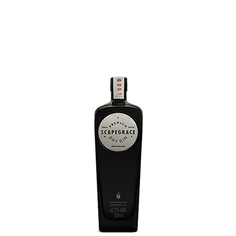 Scapegrace Premium New Zealand Dry Gin