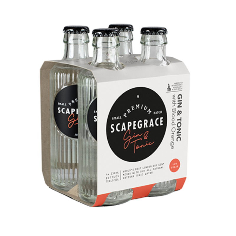 Scapegrace Gin & Tonic