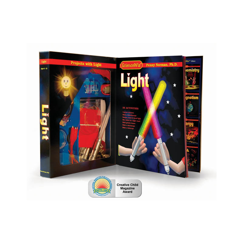 ScienceWiz-Light-Science-Kit
