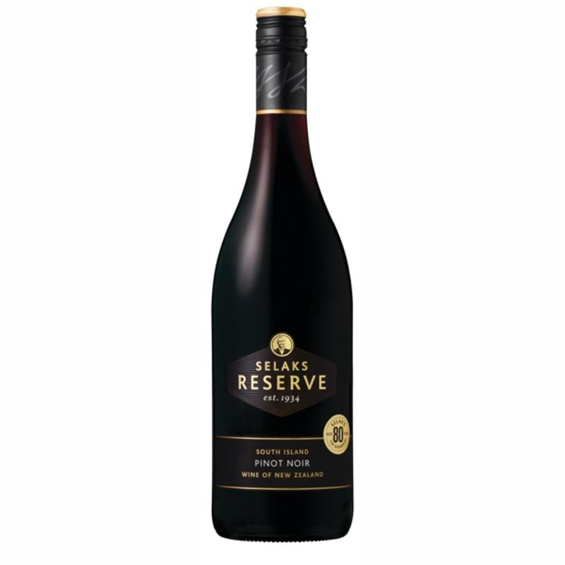 Selaks Reserve Pinot Noir