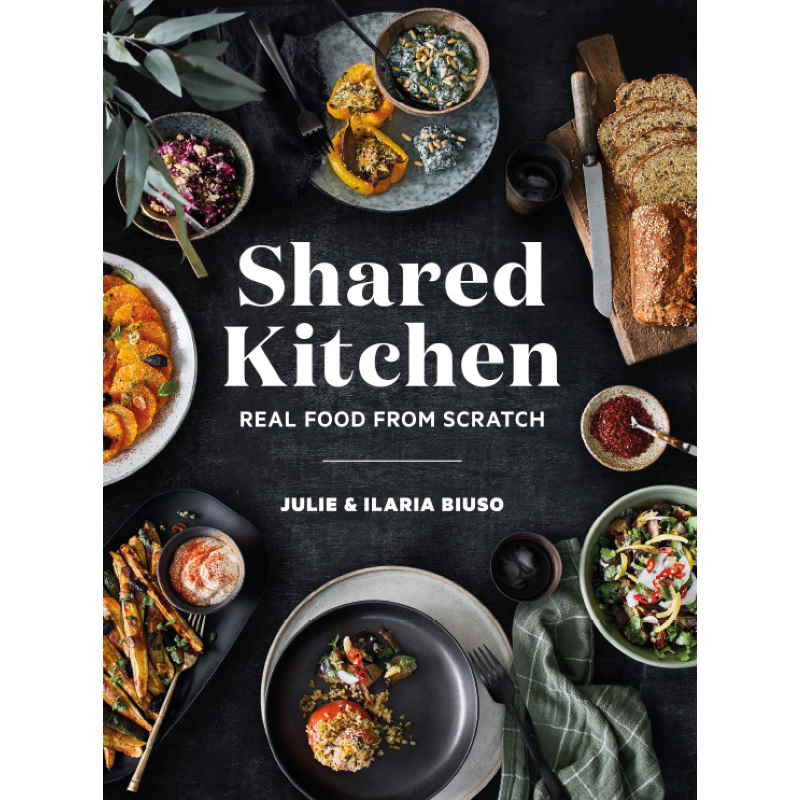 Shared Kitchen - Real Food From Scratch