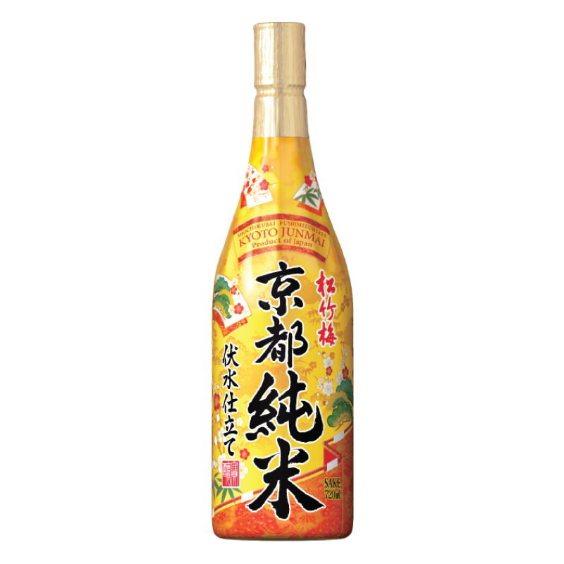 Sho Chiku Bai Kyoto Junmai Sake