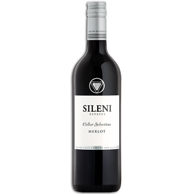 Sileni Estates Cellar Selection Merlot Red Wine From