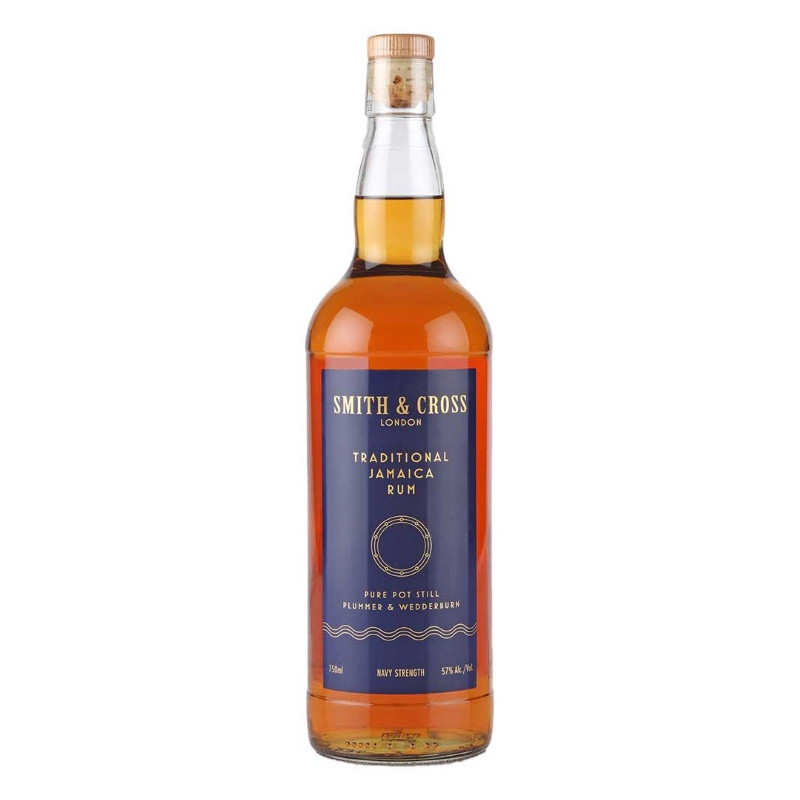 Smith & Cross Over Proof Rum