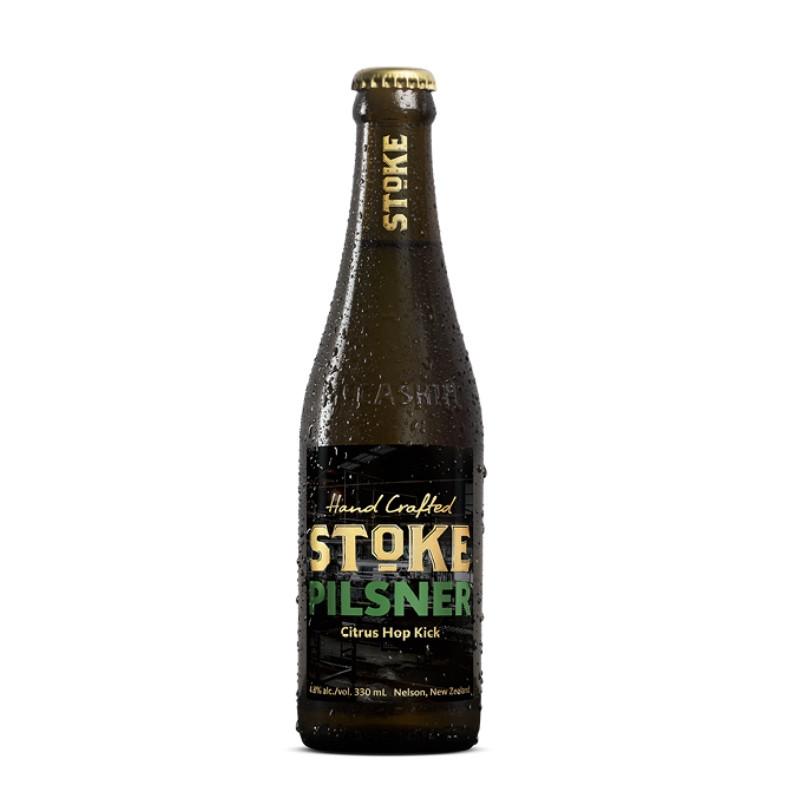 Stoke Pilsner