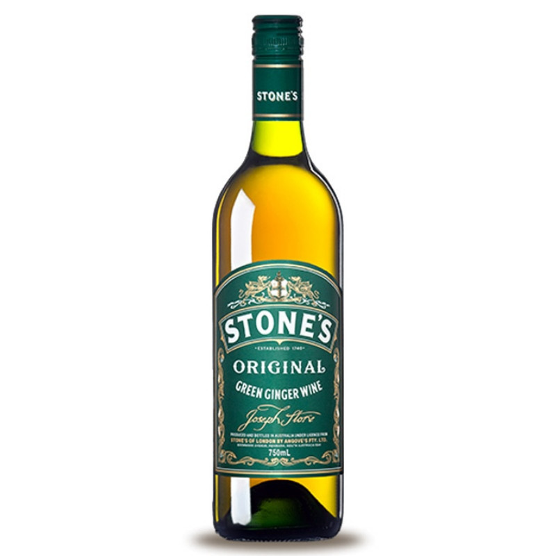 Stones Original Green Ginger Wine